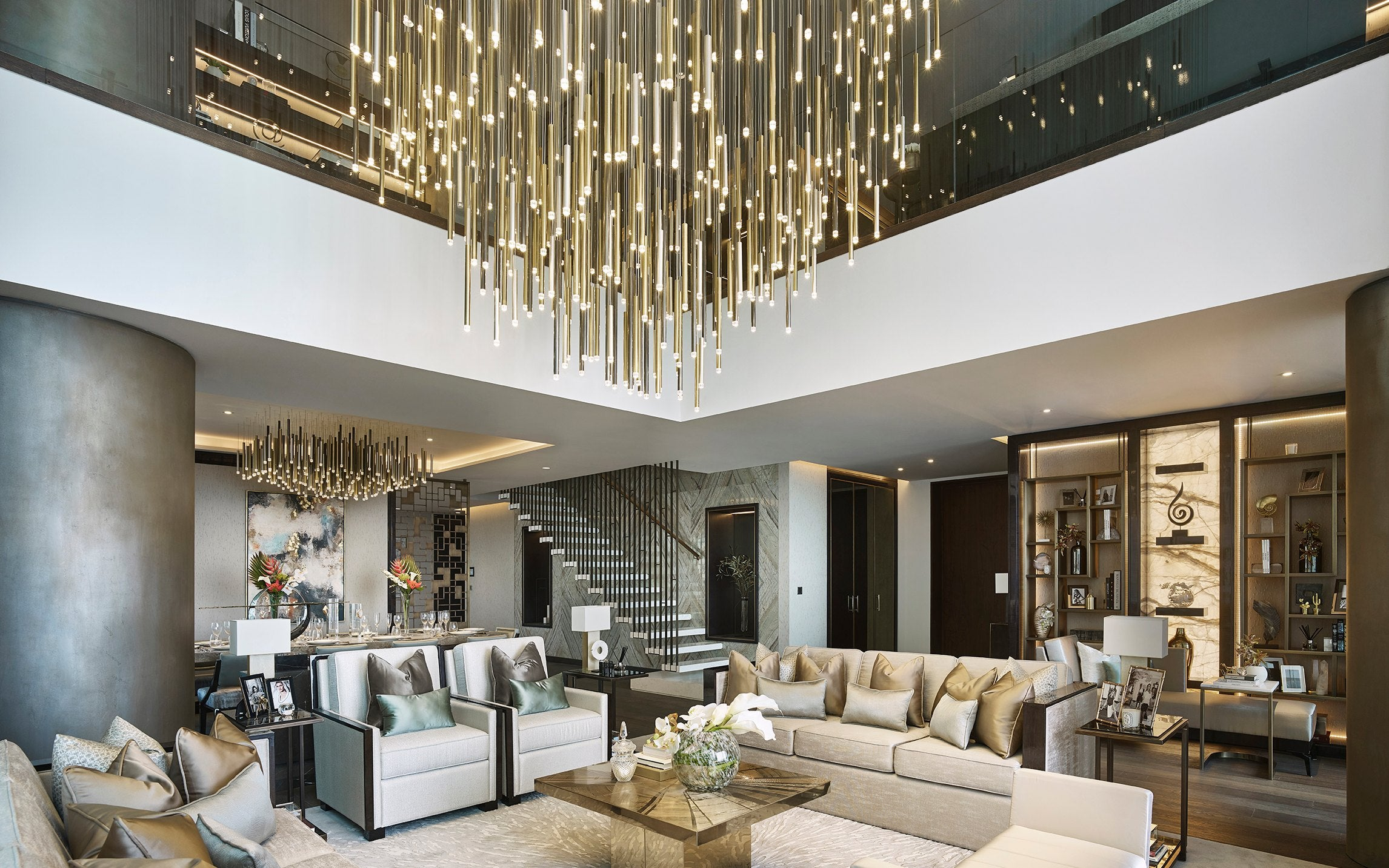 Luxury Interior Lighting Guide Home Lighting Luxdeco