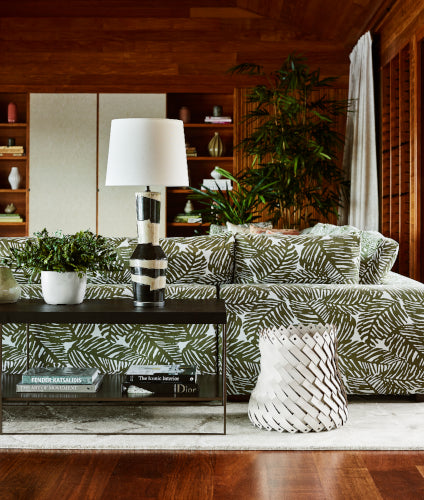 Summer Interior Design Trends - Nature Inspired Furniture & Decor - Greg Natale - LuxDeco.com Style Guide
