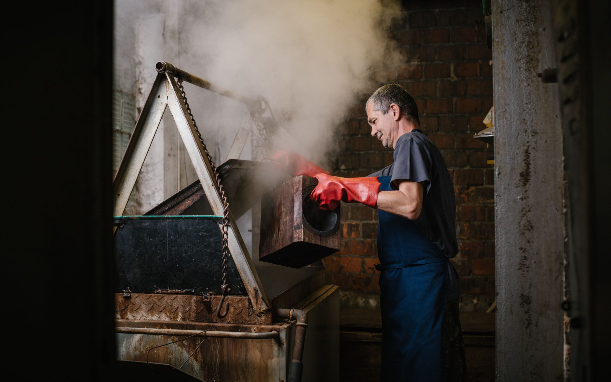 The Art Of Glass Making With Richard Brendon | LuxDeco.com