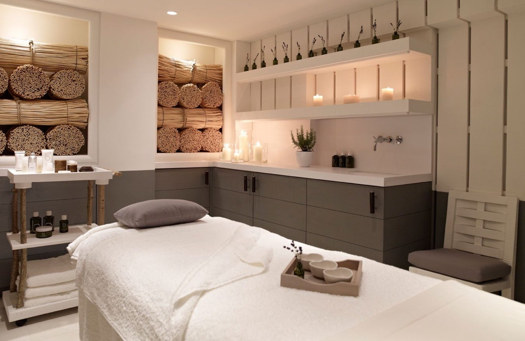 The Bamford Wellness Spa | Read more about Britain's top spa hotels at LuxDeco.com