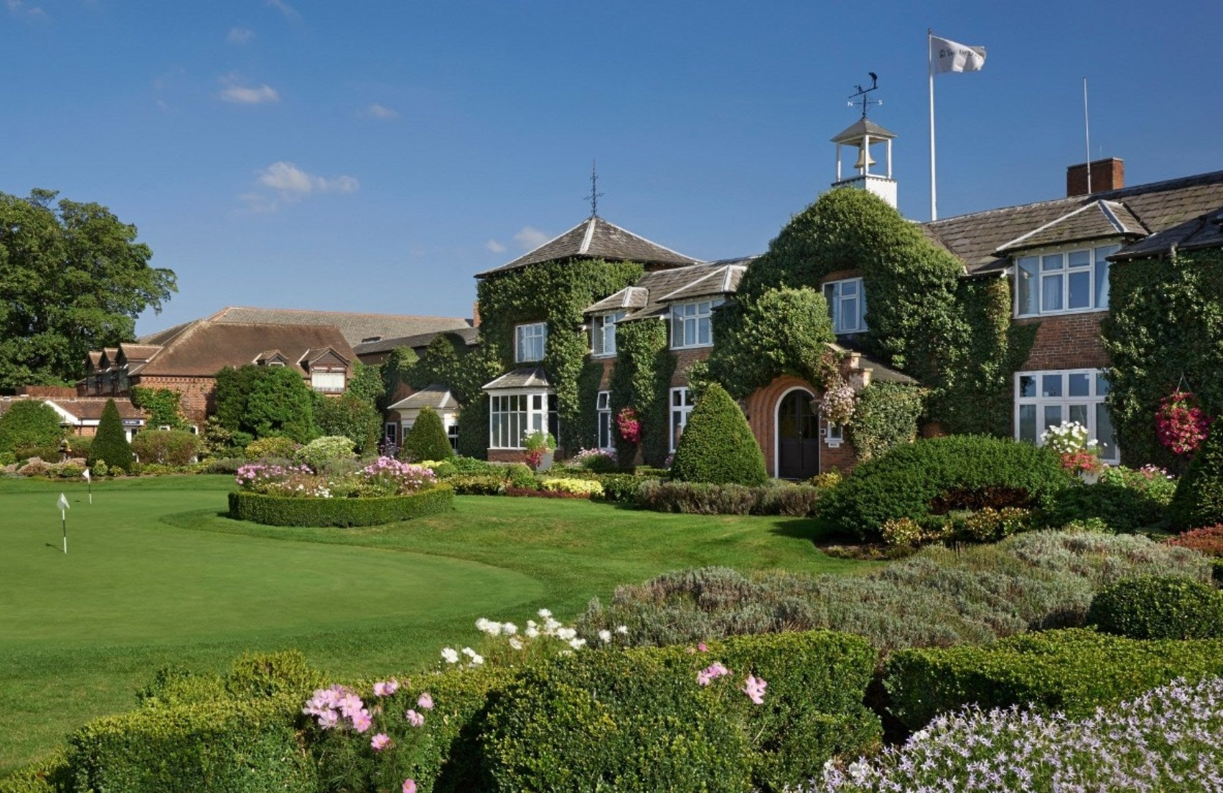 The Belfry Hotel & Resort | Read more about Britain's top spa hotels at LuxDeco.com