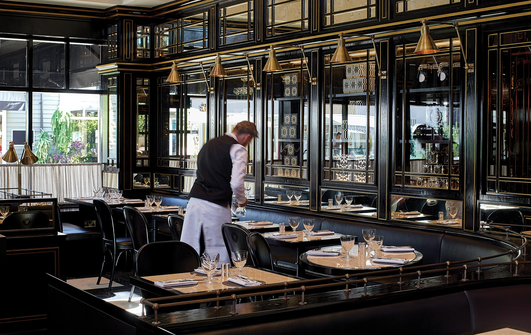 The Importance Of Sound In Restaurants | BradyWilliams | Read The Luxurist at LuxDeco.com