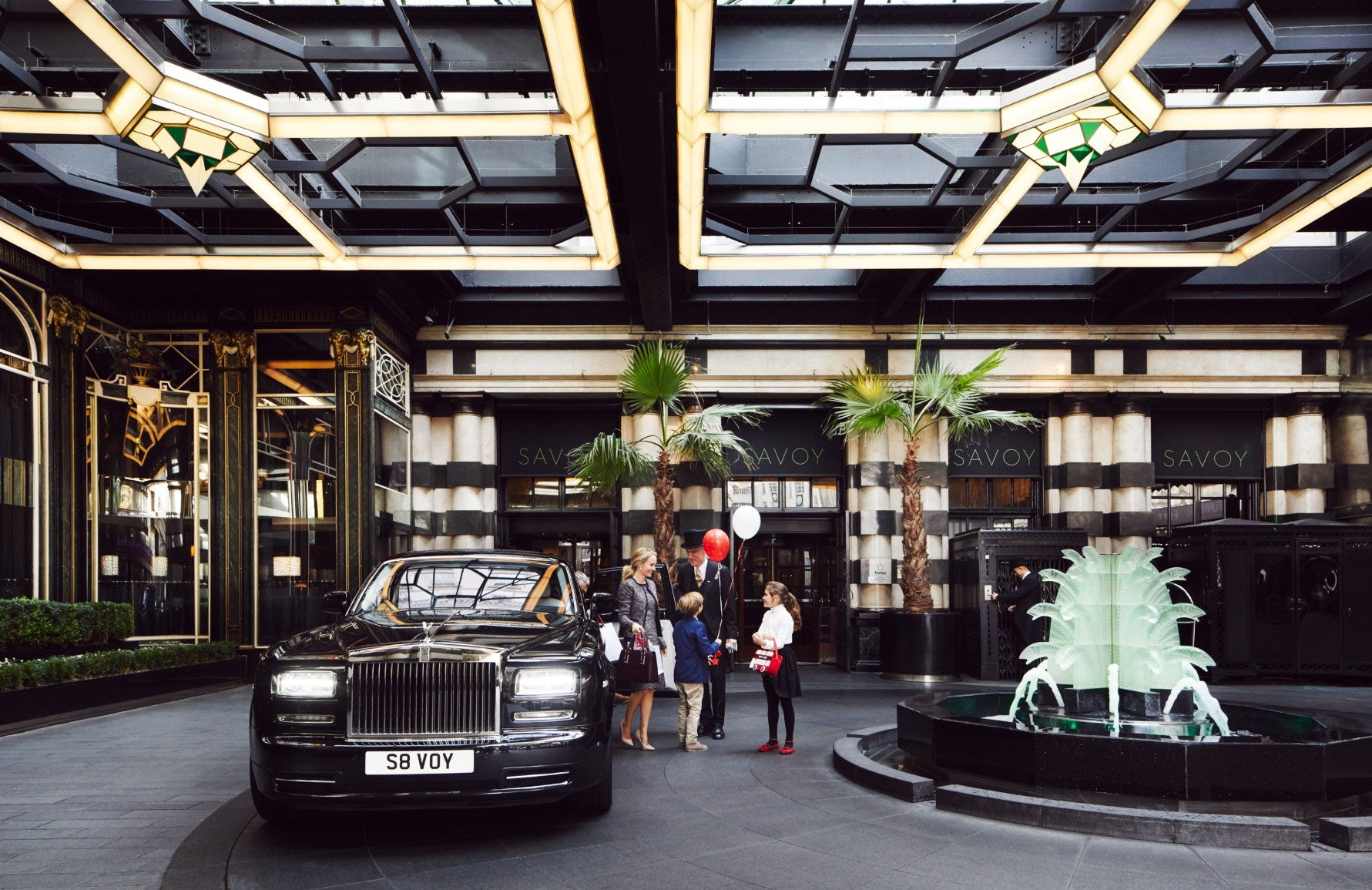 The Savoy | Art Deco Hotels | Read more in the LuxDeco Style Guide