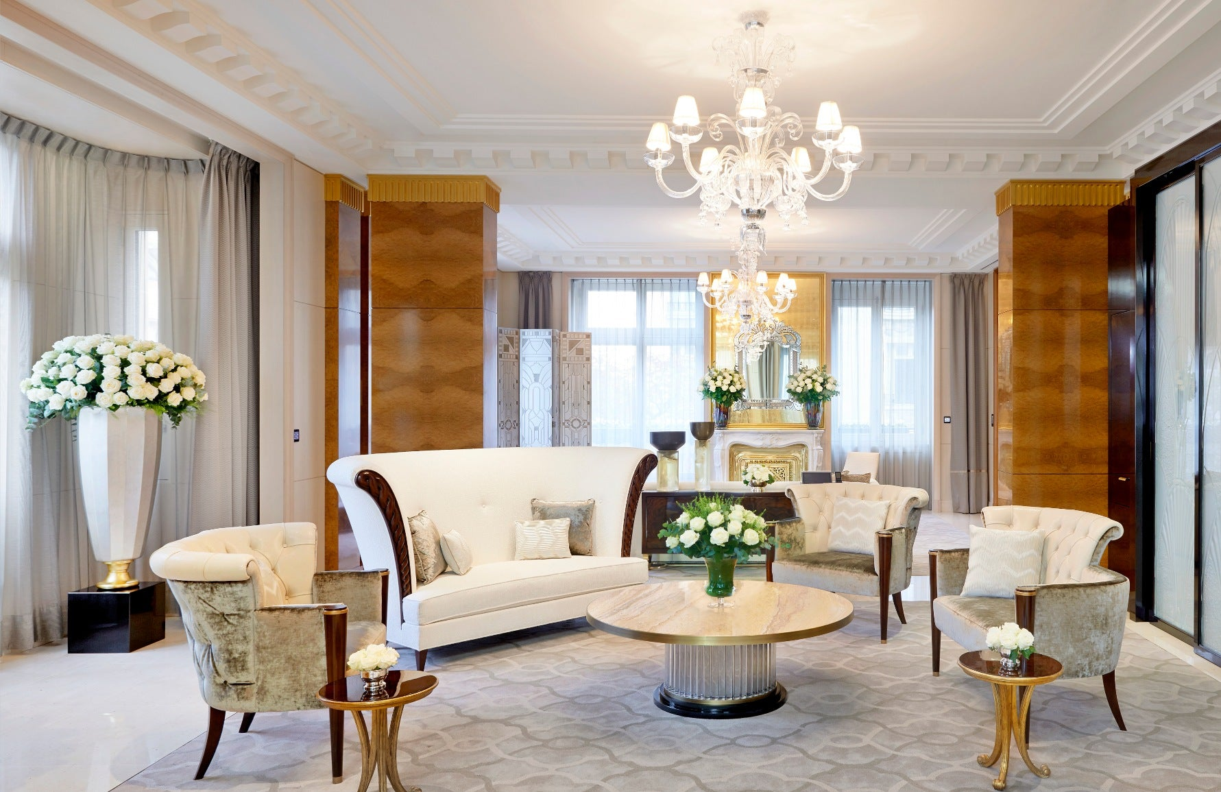 The Peninsula Paris | Art Deco Hotels | Read more in the LuxDeco.com Style Guide
