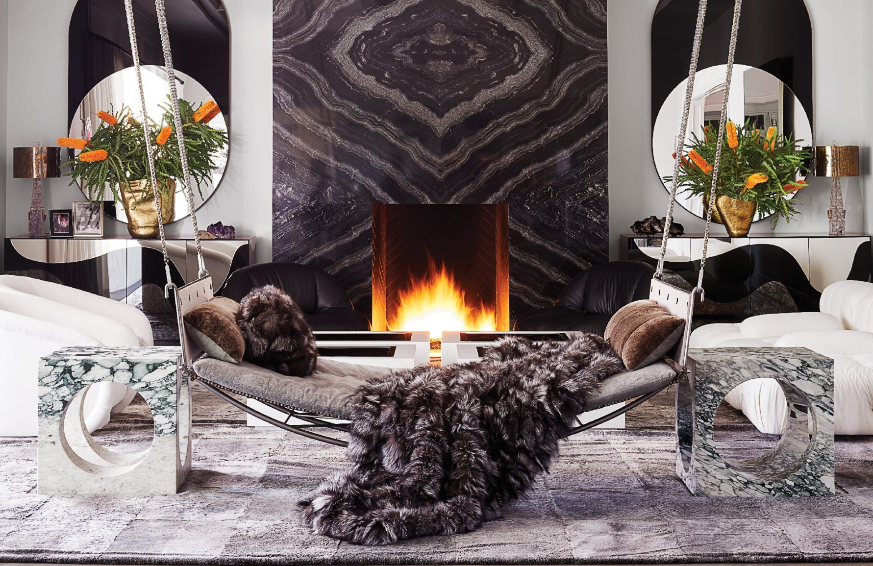 Top 10 American Interior Designers You Need To Know - Martyn Lawrence Bullard - LuxDeco Style Guide