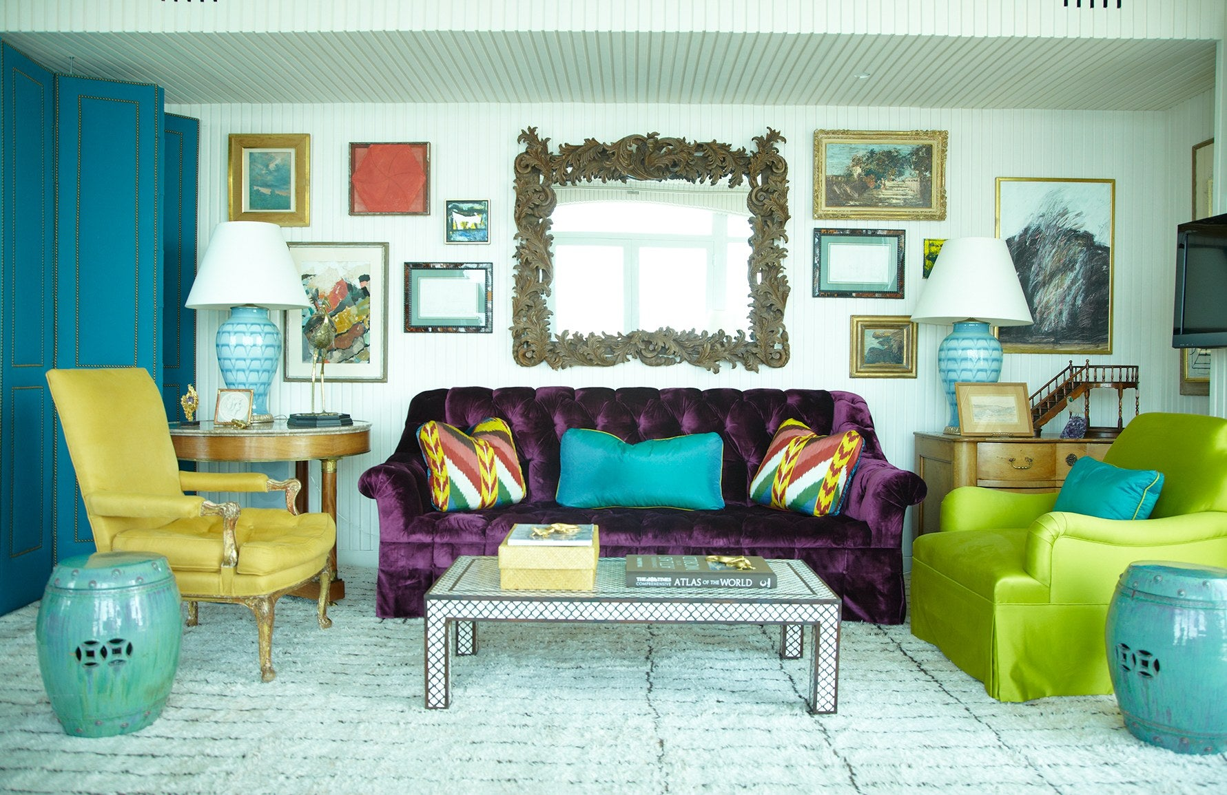 Top 10 American Interior Designers You Need To Know - Miles Redd - LuxDeco Style Guide