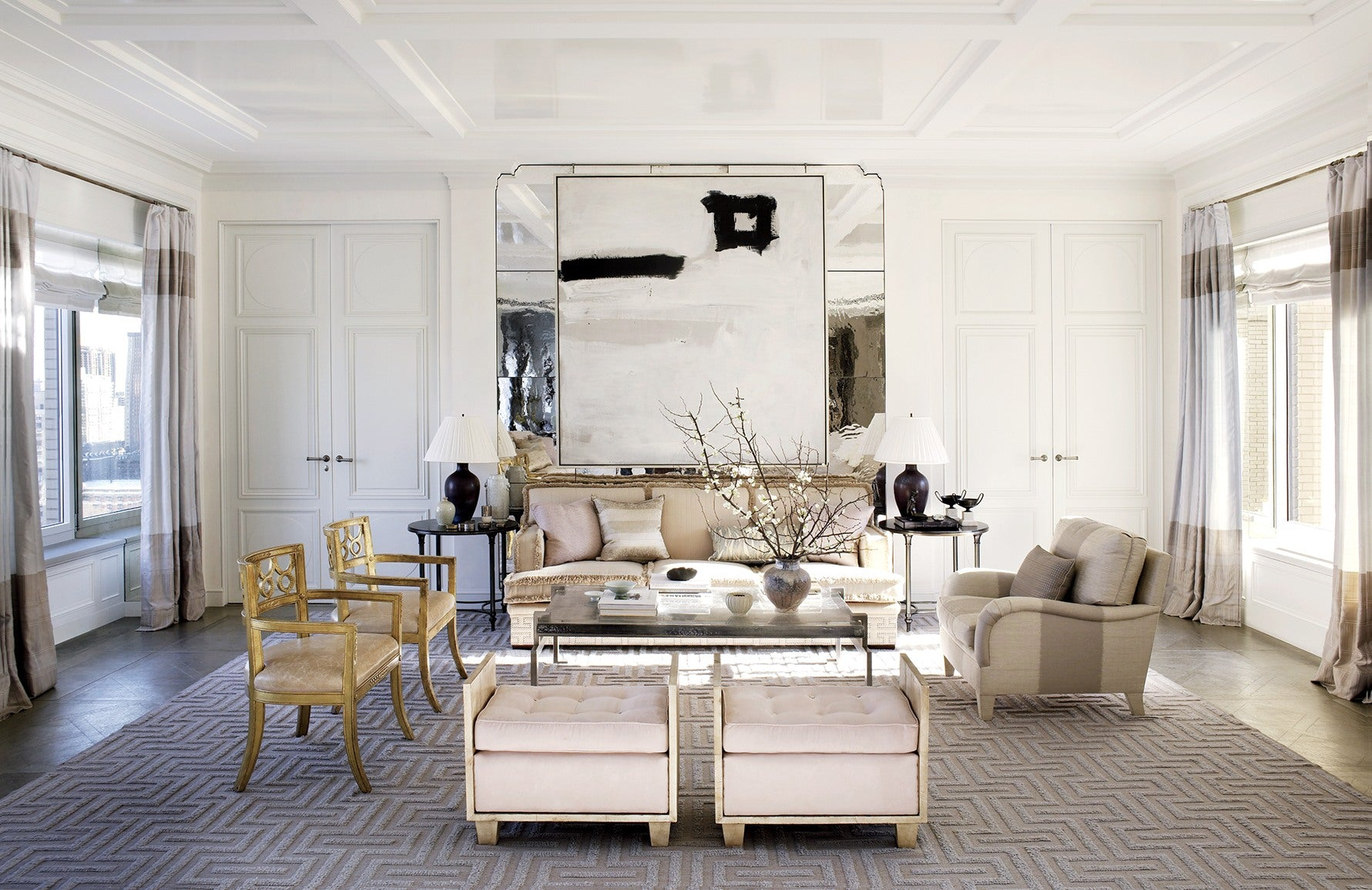 Top 10 American Interior Designers You Need To Know - Michael S. Smith - LuxDeco Style Guide
