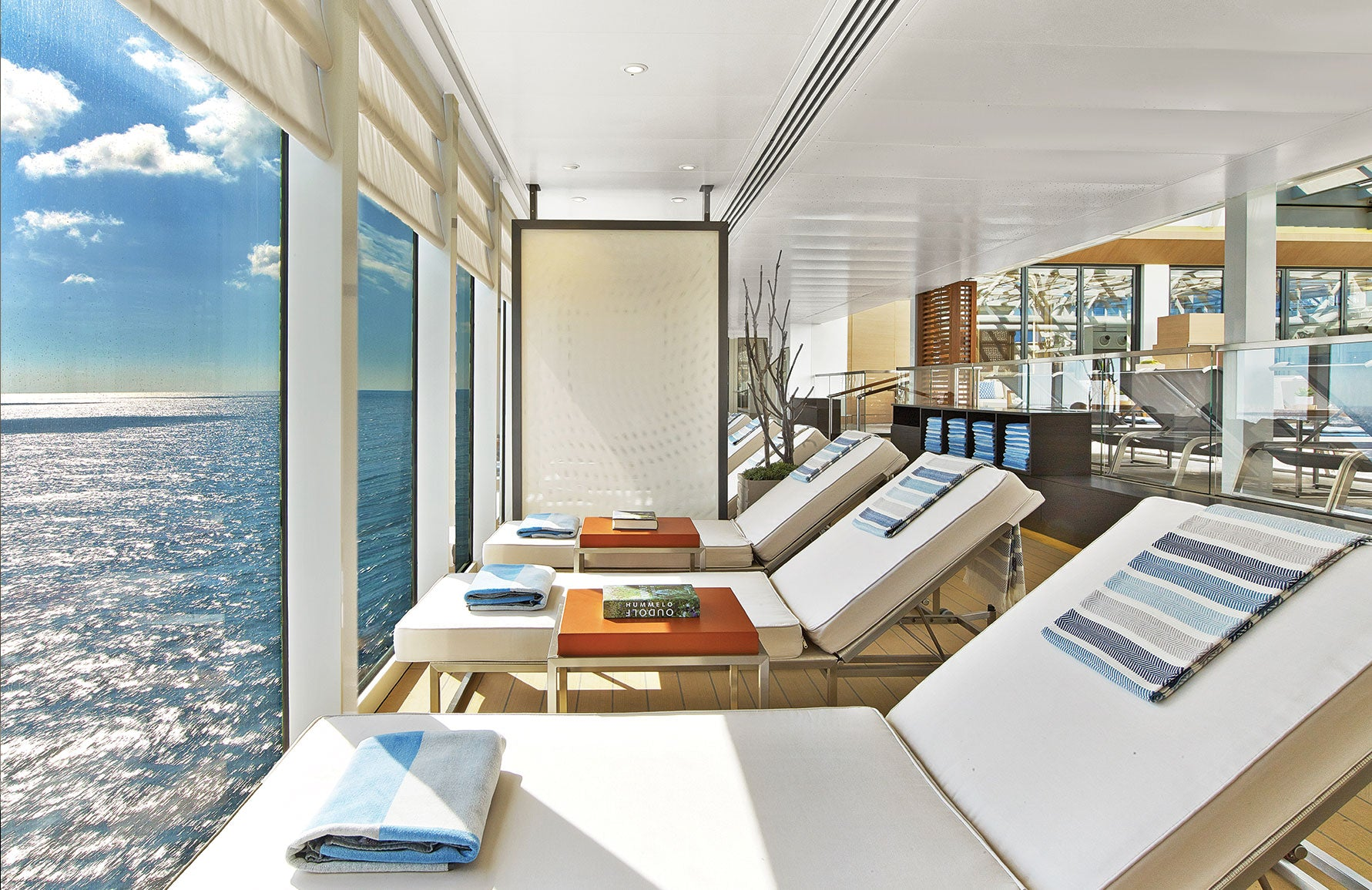 Most Luxurious Cruise Ships in the World _ Viking Sun _ LuxDeco Style Guide