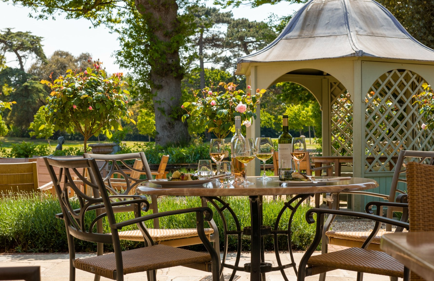 Top Country Hotels for the Bank Holiday Weekend | Chewton Glen hotel | LuxDeco.com