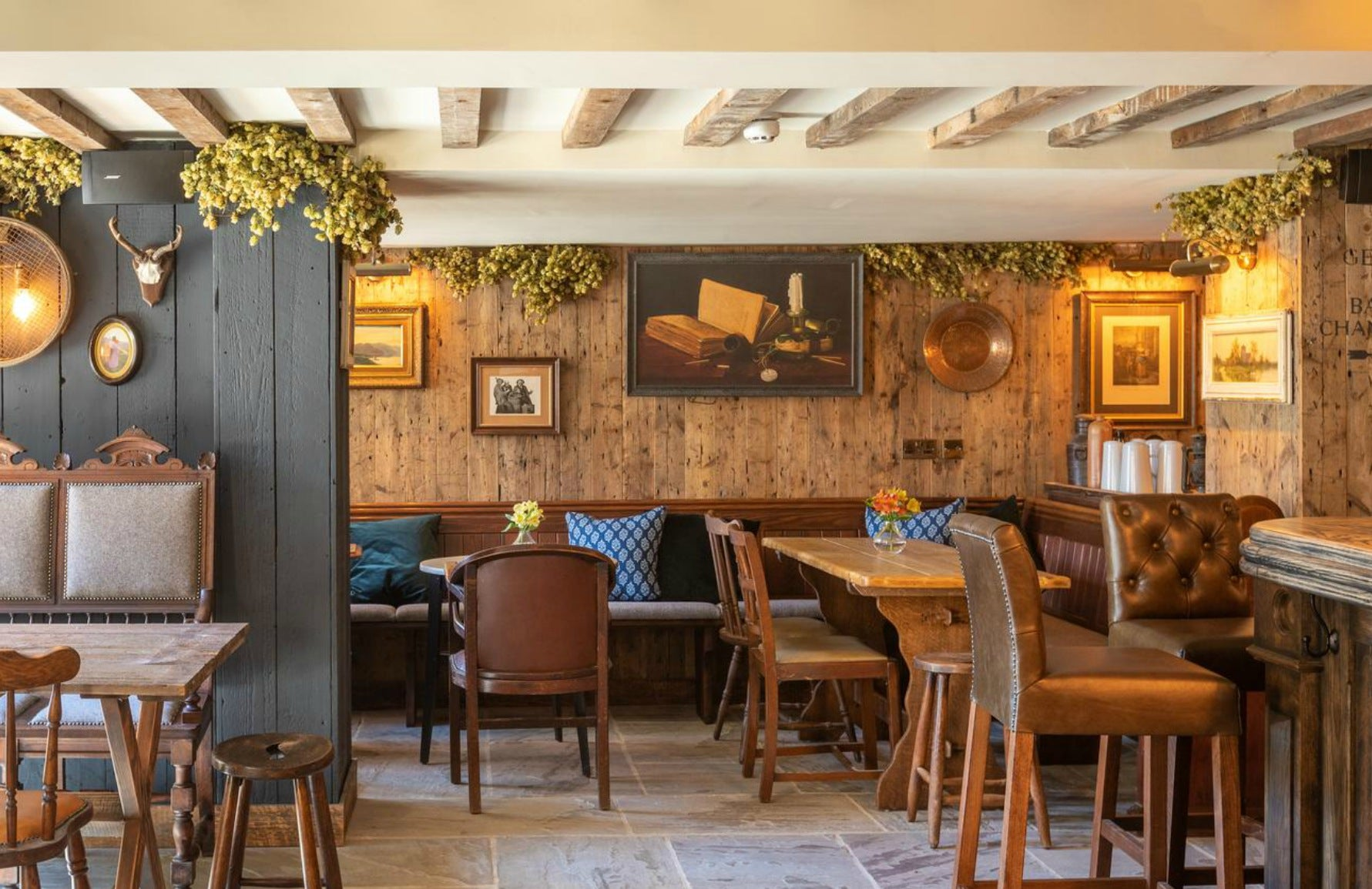 Top Country Hotels for the Bank Holiday Weekend | The Frogmill | LuxDeco.com