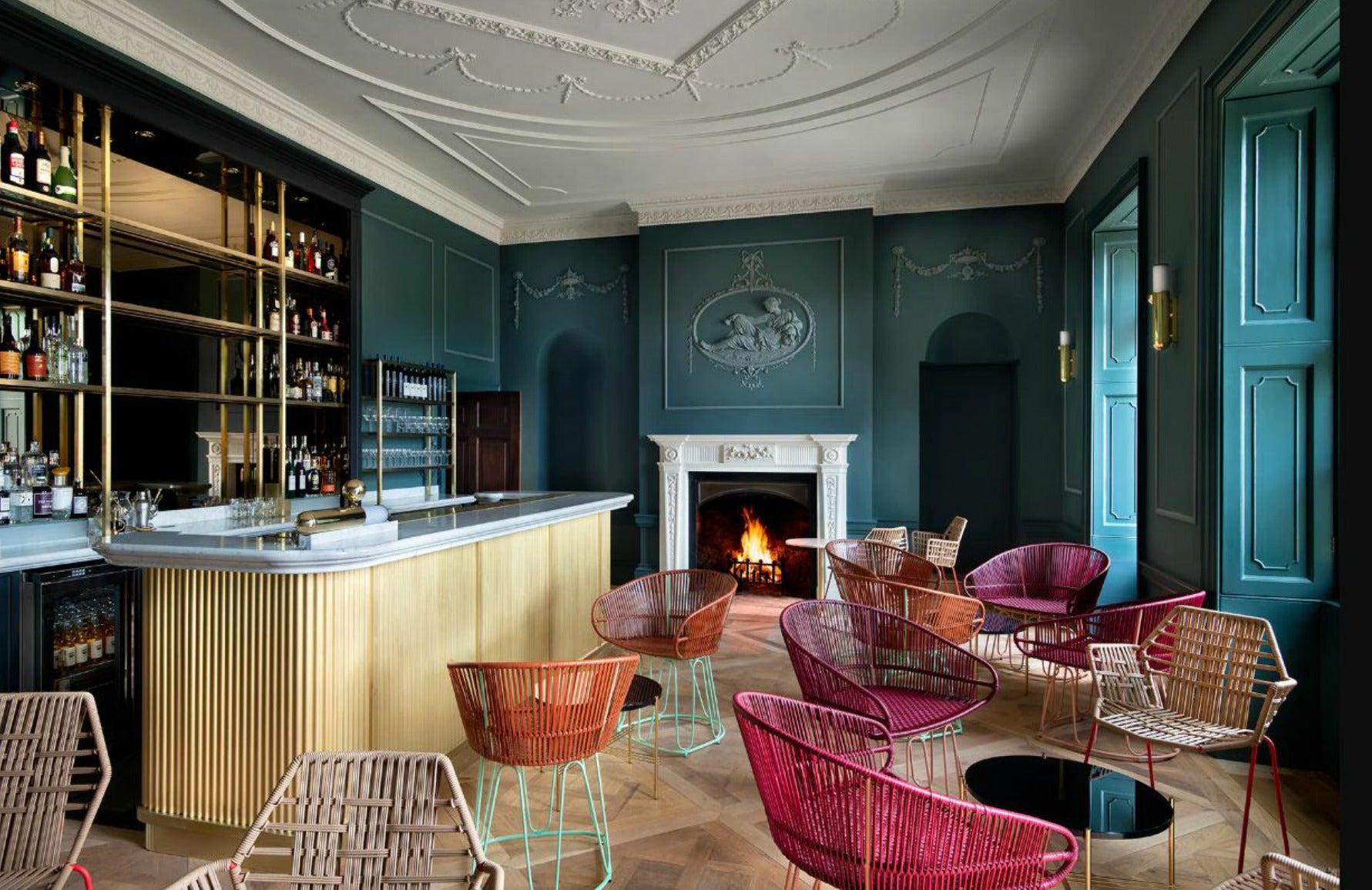 Top Country Hotels for the Bank Holiday Weekend   The Newt in Somerset   LuxDeco.com