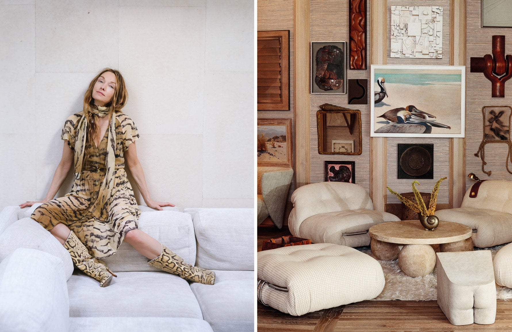 Female Interior Designers who Changed the Industry - Kelly Wearstler - LuxDeco Style Guide