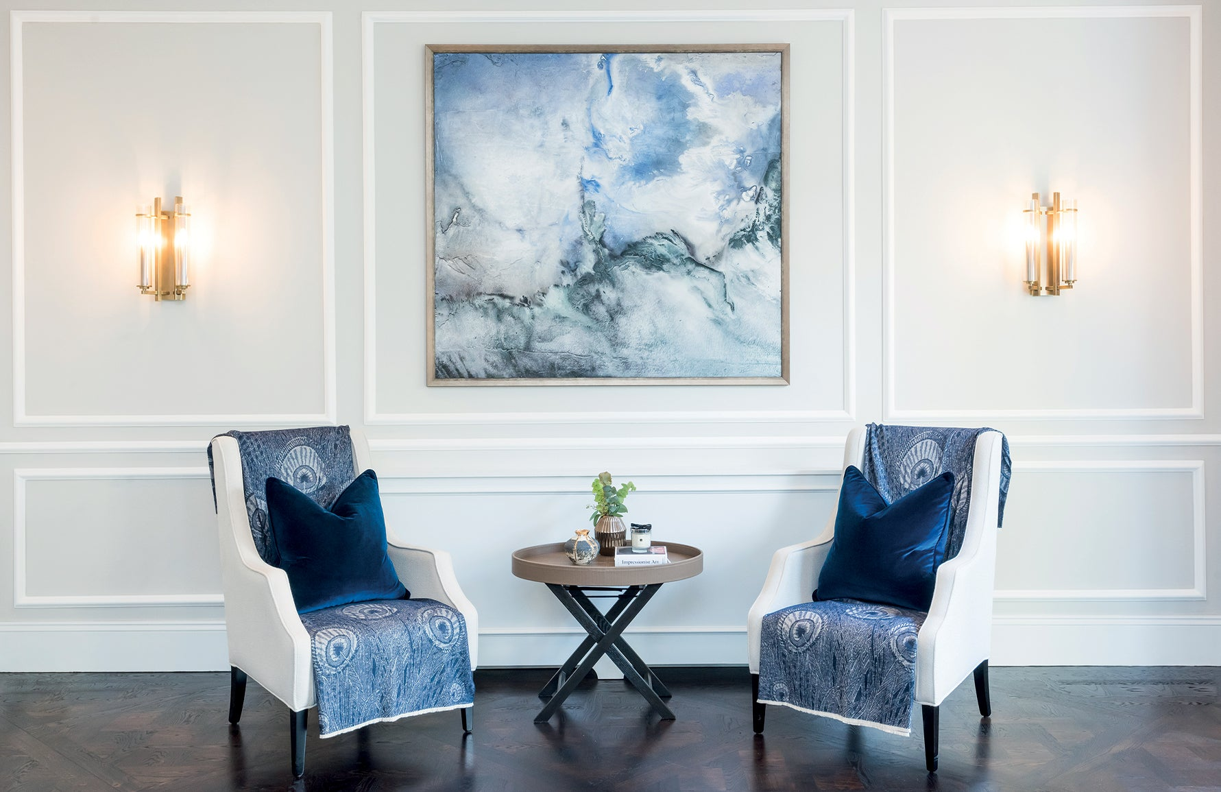 Popular Abstract Art Styles – Soft Focus Art – Accouter – LuxDeco.com Style Guide