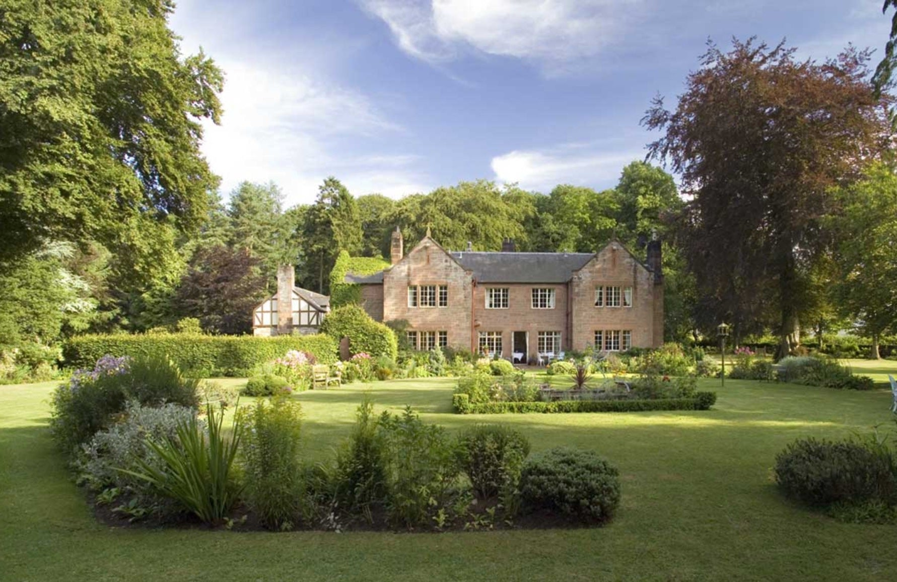 Trigony House Hotel & Garden Spa | Read more about Britain's top spa hotels at LuxDeco.com