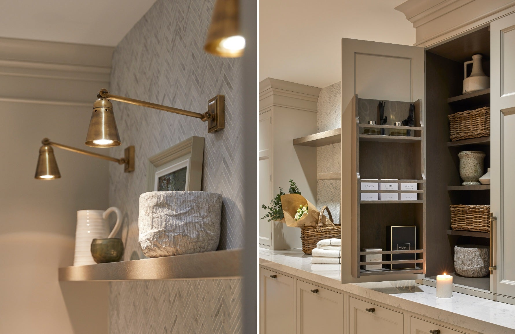Luxury Utility Room Ideas and Designs For Dreamy Chore Time with Sophie Paterson | Utility Room Decor | Read more in the LuxDeco Style Guide