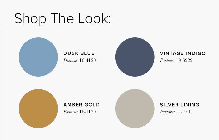 Warm neutral and Blue Living Room Colour swatches - Lounge Colour Schemes & Colour Combination ideas – LuxDeco Style Guide