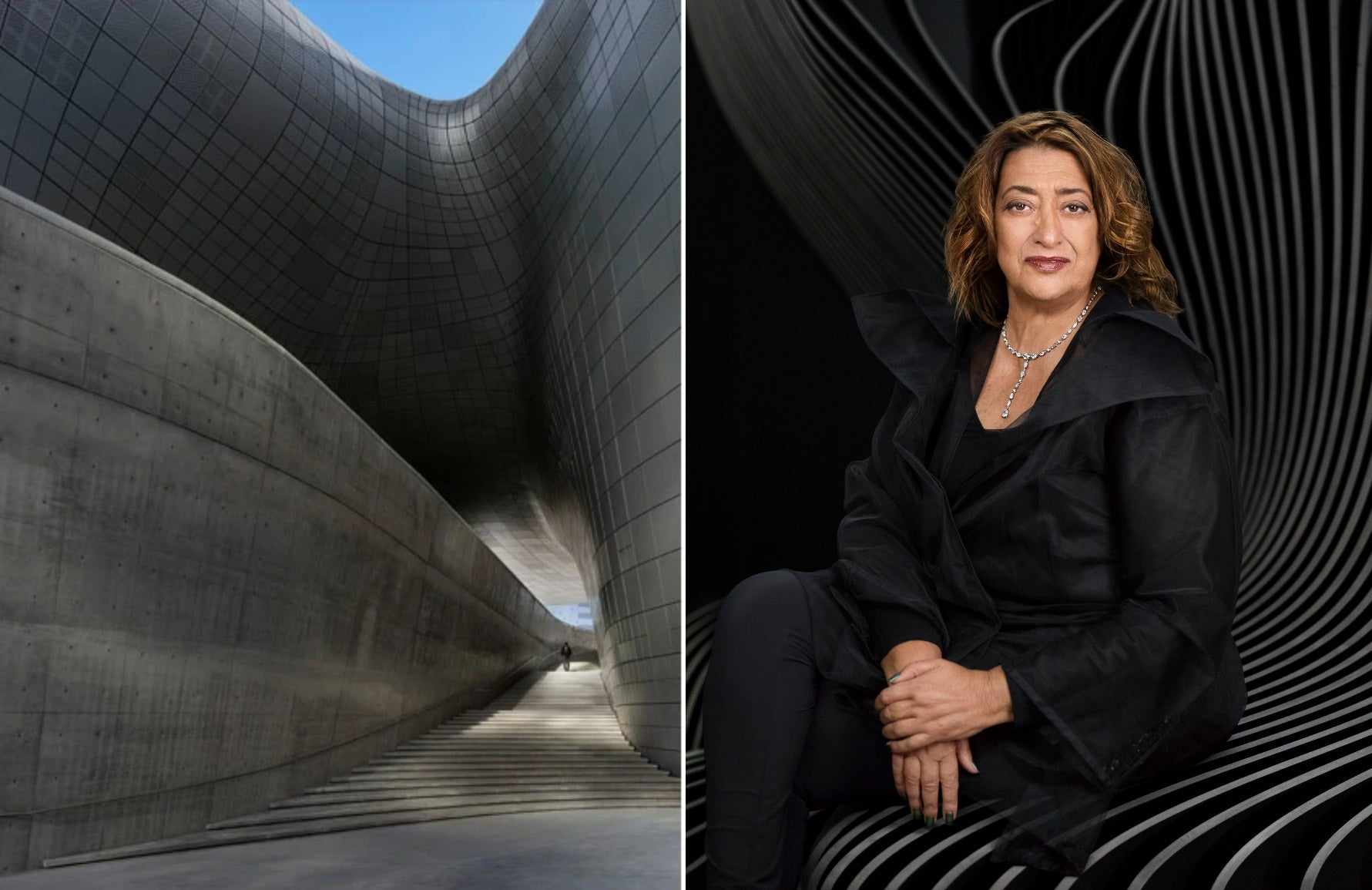 Female Interior Designers who Changed the Industry - ZAHA HADID - LuxDeco Style Guide