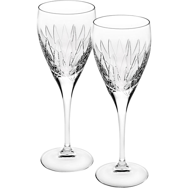 Set of 2 Astro Wine Glasses