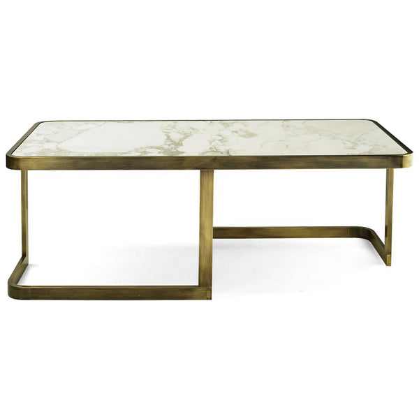 Jean Coffee Table - Marble Marioni Jean Coffee Table - Marble