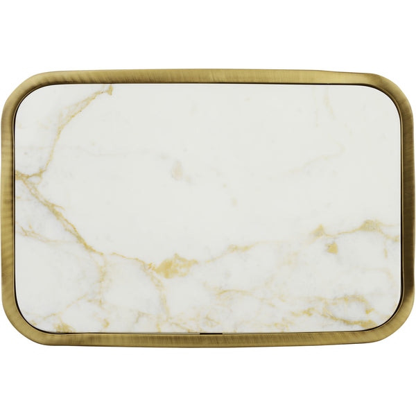 Jean Side Table - Marble Marioni Jean Side Table - Marble