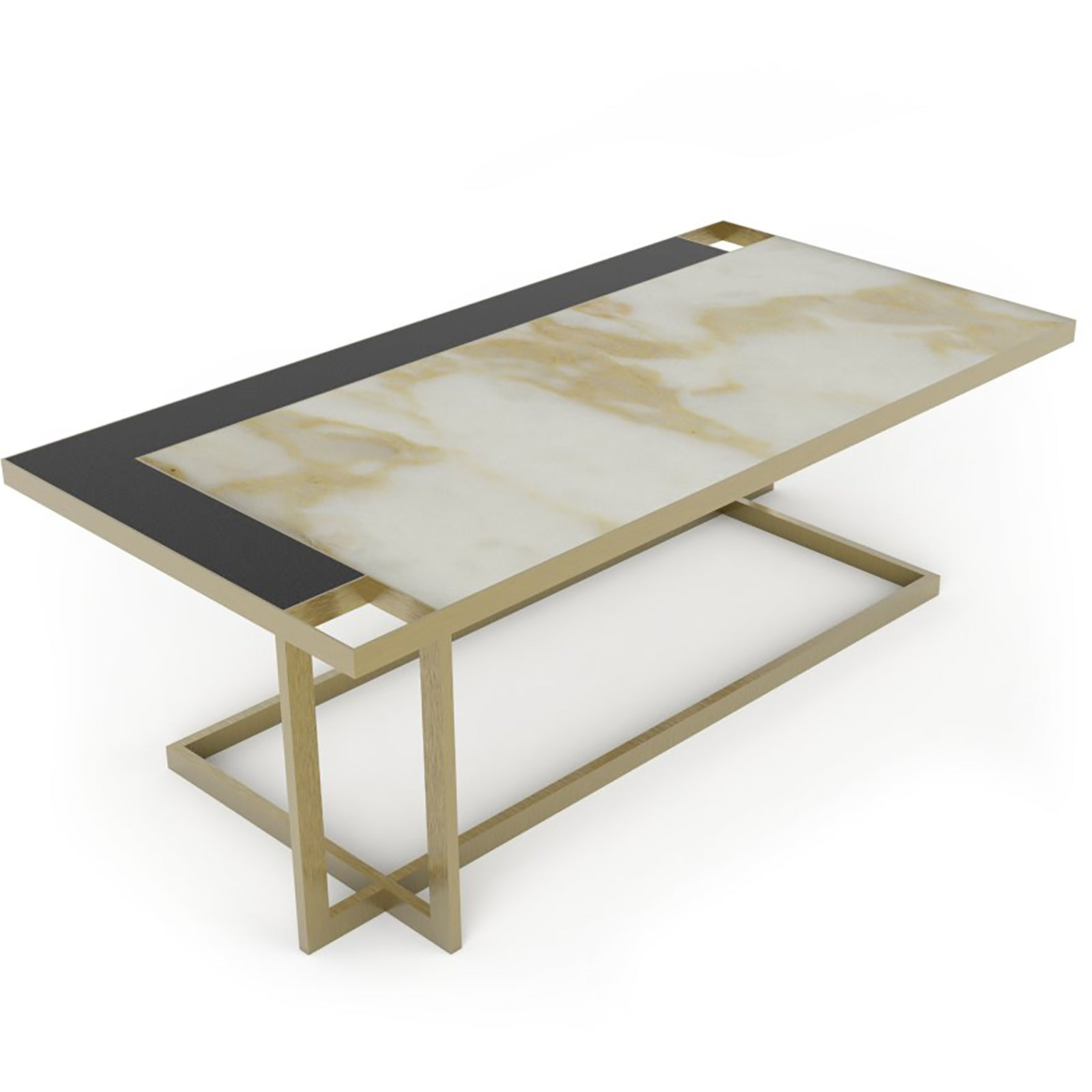 Gary Rectangular Coffee Table