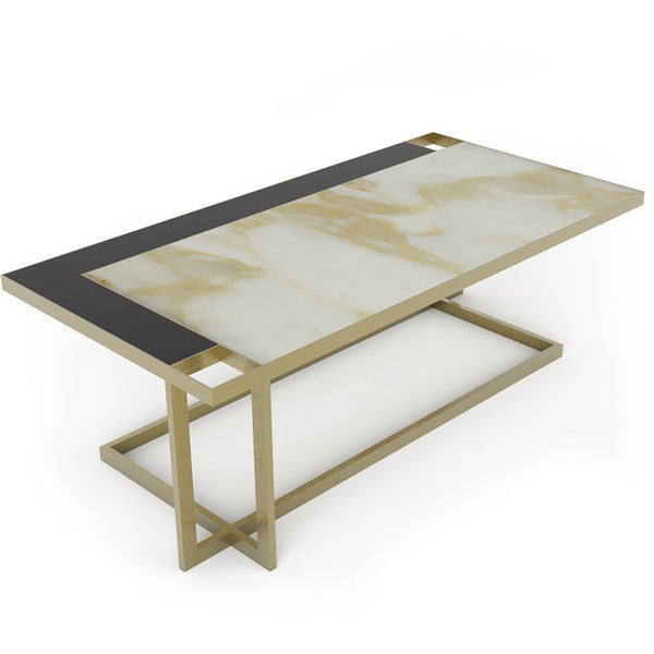 Gary Rectangular Coffee Table Marioni Gary Rectangular Coffee Table