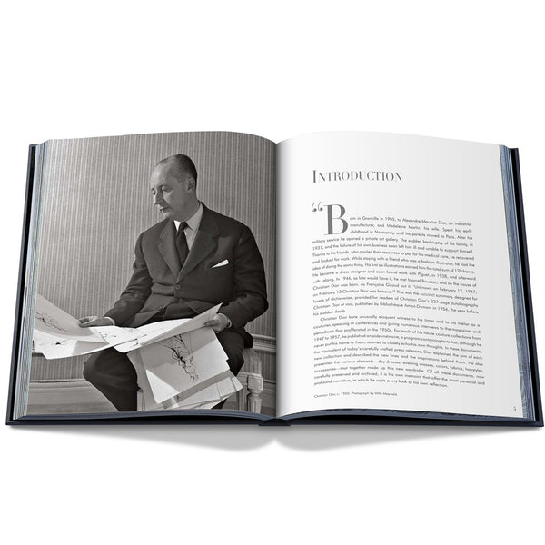 Dior by Christian Dior Assouline Dior by Christian Dior