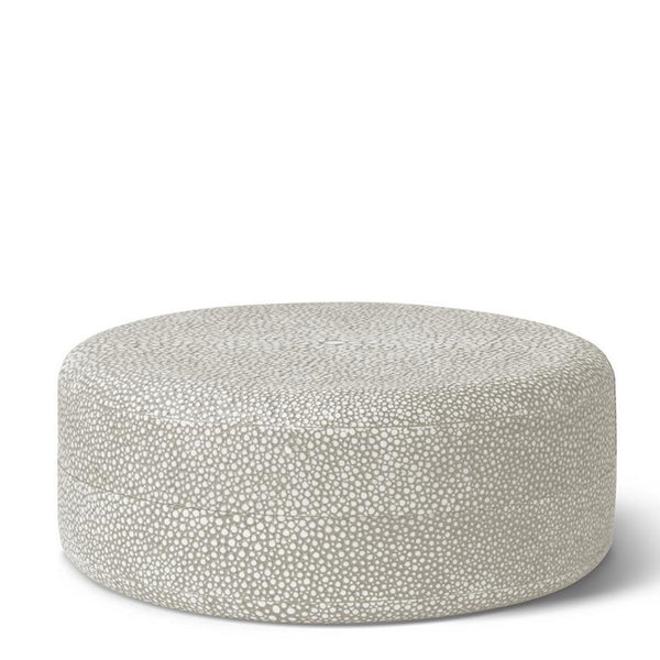 Set of 4 Dove Shagreen Coasters AERIN Set of 4 Dove Shagreen Coasters