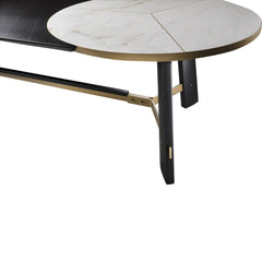 Opera Dining Table Black Tie Opera Dining Table
