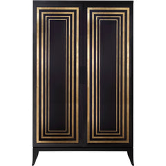 Tullia Armoire with Curved Legs Isabella Costantini Tullia Armoire with Curved Legs