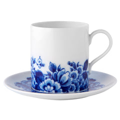 Blue Ming Tea Cup Vista Alegre Blue Ming Tea Cup