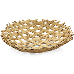 Palm Centerpiece Shallow Bowl Michael Aram Palm Centerpiece Shallow Bowl