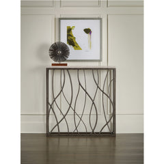 Thin Metal Console Hooker Furniture Thin Metal Console
