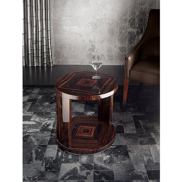 Luna End Table Giorgio Collection Luna End Table