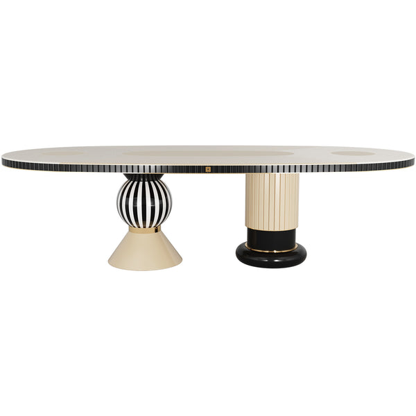 Fuschia Dining Table Hommes Fuschia Dining Table