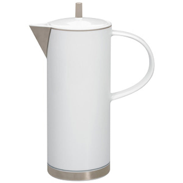 Domo Silver Coffee Pot