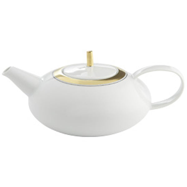 Domo Gold Tea Pot Vista Alegre Domo Gold Tea Pot