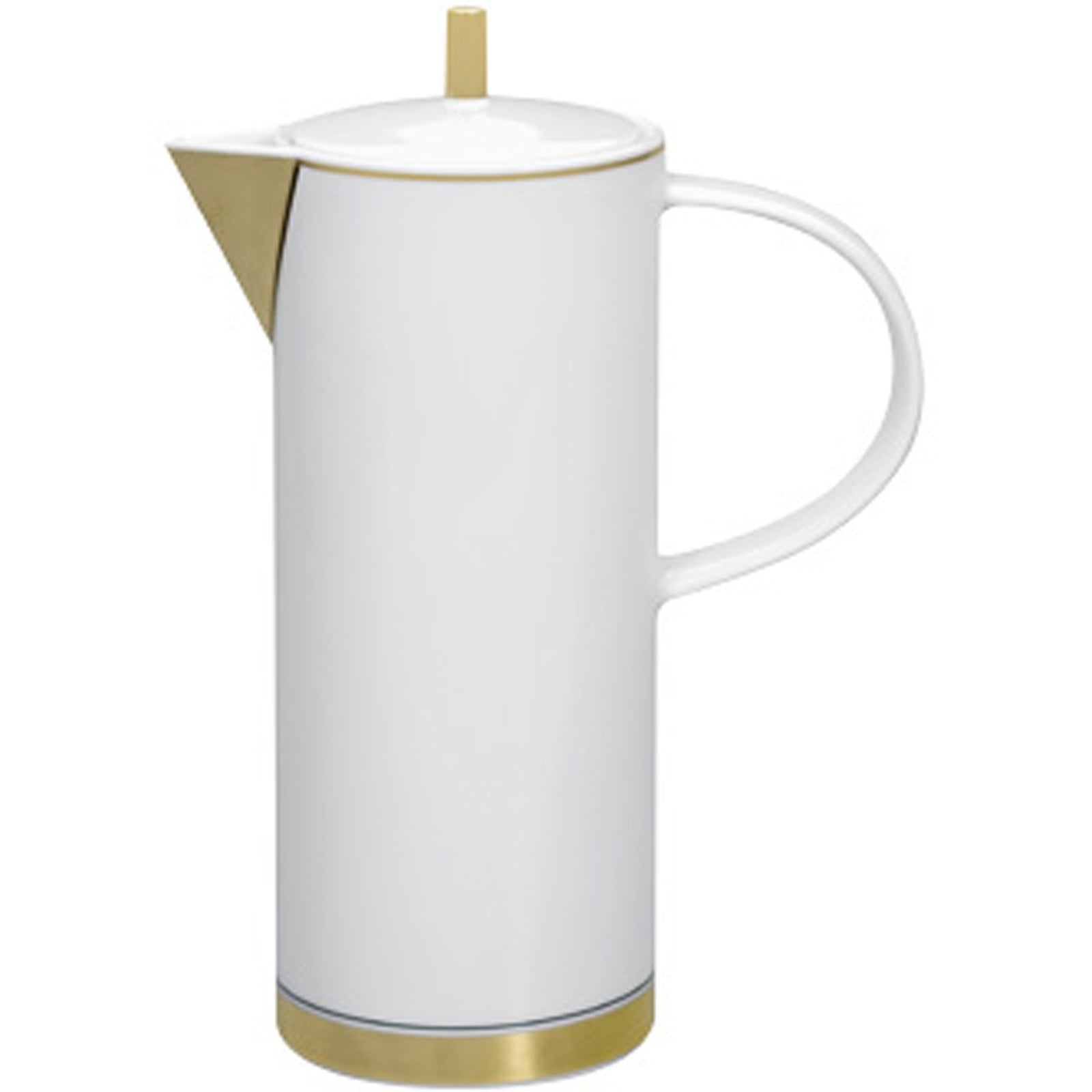 Domo Gold Coffee Pot