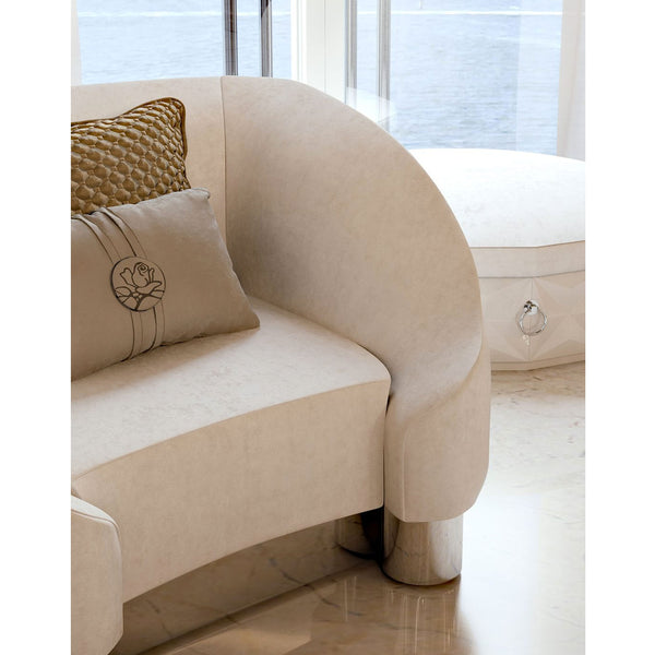Infinity Armchair 24k Gold Bizzotto Italia Infinity Armchair 24k Gold
