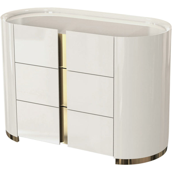 Ikat Bedside Table Bizzotto Italia Ikat Bedside Table