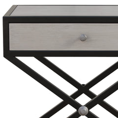 Emanuele Side Table with Drawer Isabella Costantini Emanuele Side Table with Drawer