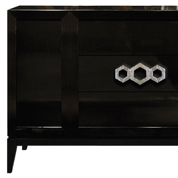 Cleofe Dresser with Tapered Legs Isabella Costantini Cleofe Dresser with Tapered Legs