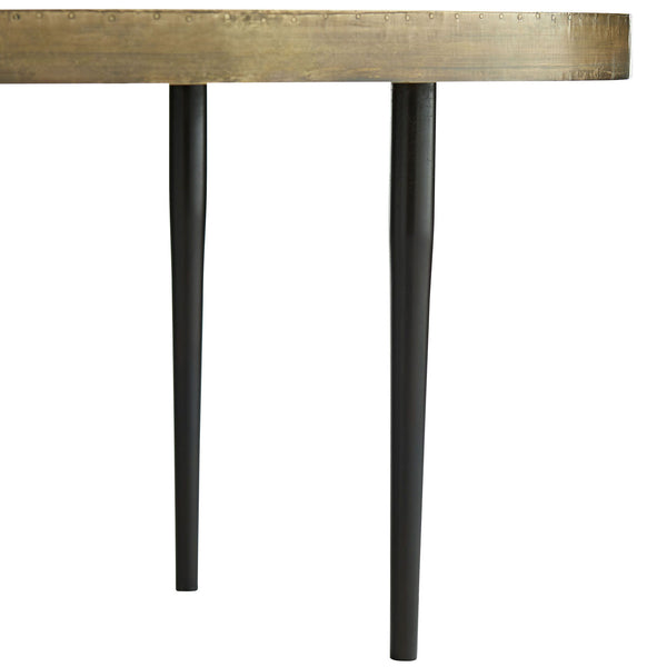 Sloan Short Cocktail Table Arteriors Sloan Short Cocktail Table