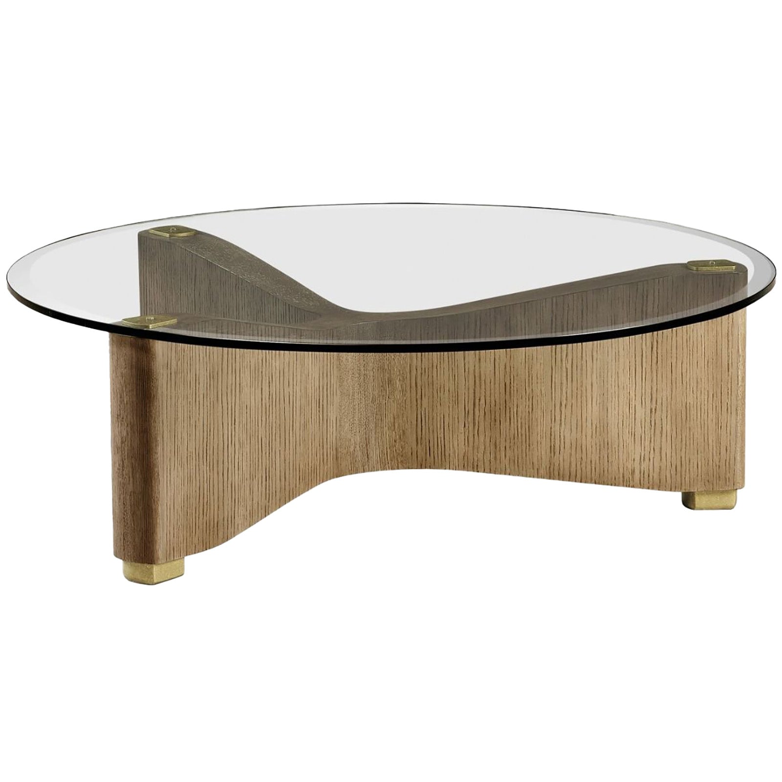 Cambrio Round Cocktail Table