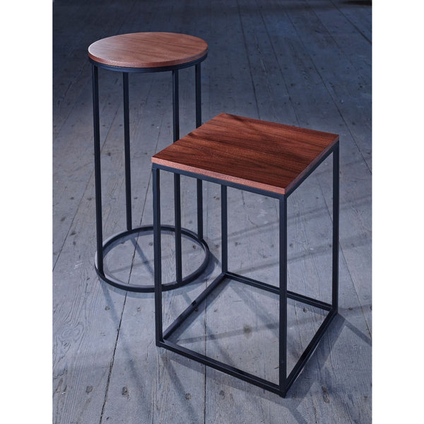 Kentish Square Lamp Table Highgate Home Kentish Square Lamp Table