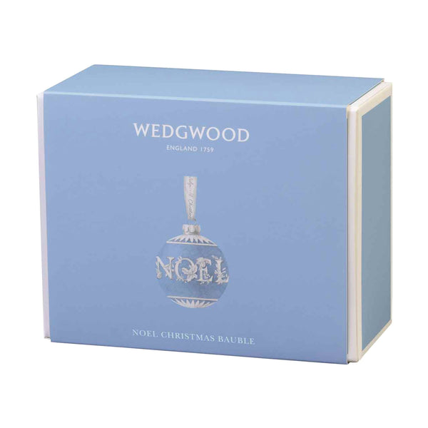 2020 Noel Christmas Bauble Wedgwood 2020 Noel Christmas Bauble