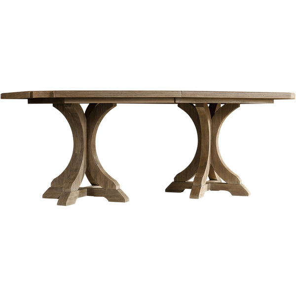 Corsica Rectangle Pedestal Dining Table Hooker Furniture Corsica Rectangle Pedestal Dining Table