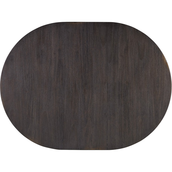 Corsica Dark Round Dining Table Hooker Furniture Corsica Dark Round Dining Table