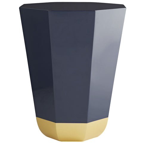 Clarendon Navy Side Table