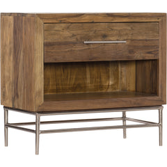 L'Usine Leg Nightstand Hooker Furniture L'Usine Leg Nightstand
